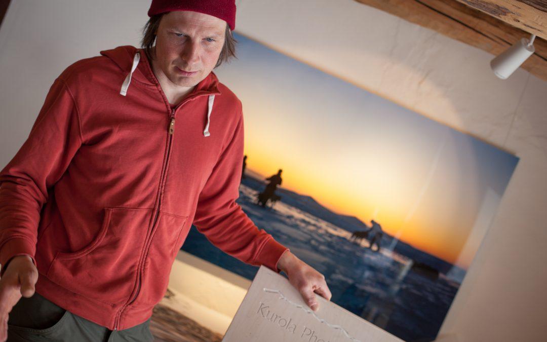 Antti ehtii taas kuvausreissuille