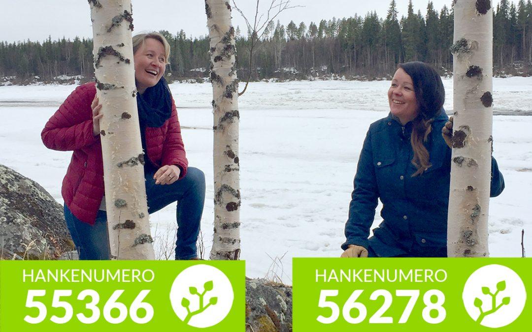 55366 ja 56278 – Iina ja Laura etsivät kylistä matkailutuotteita kansainvälisille markkinoille
