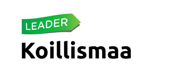 Leader Koillismaa logo.