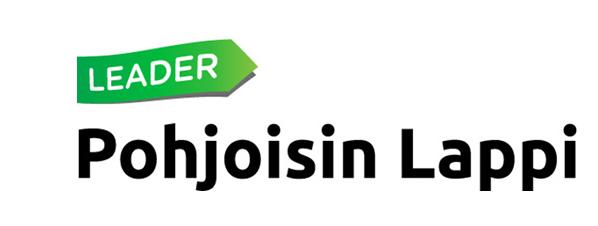 Leader Pohjoisin Lappi logo.