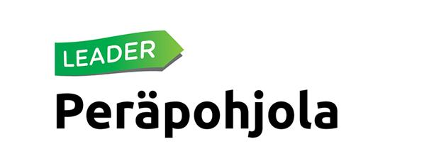 Leader Peräpohjola logo.