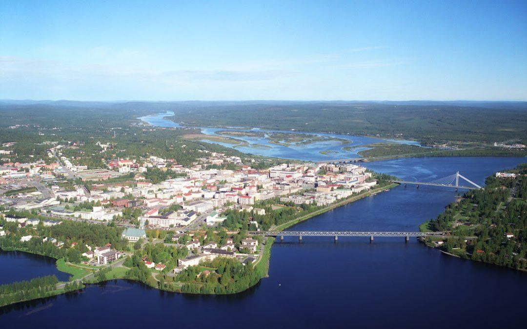 Rovaniemi julkisti kyläaarteitaan