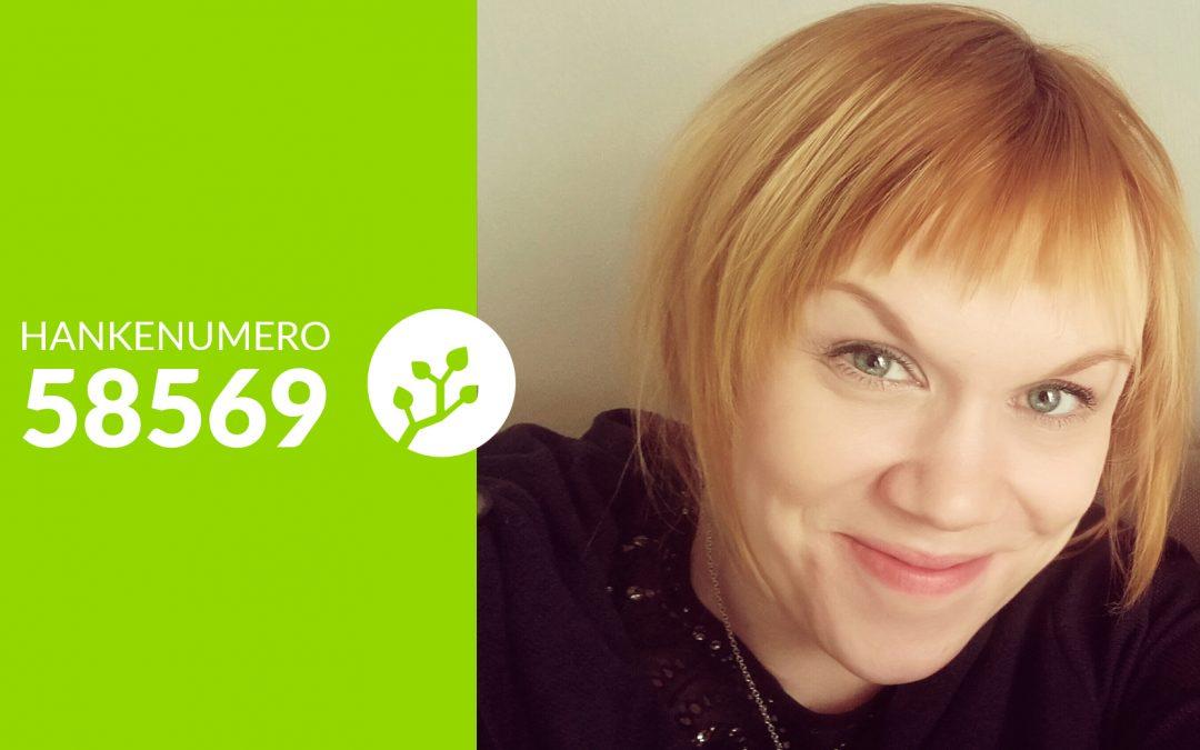 58569 – Sanna auttaa taitavia ja kehittämisintoisia yrittäjiä digiasioissa