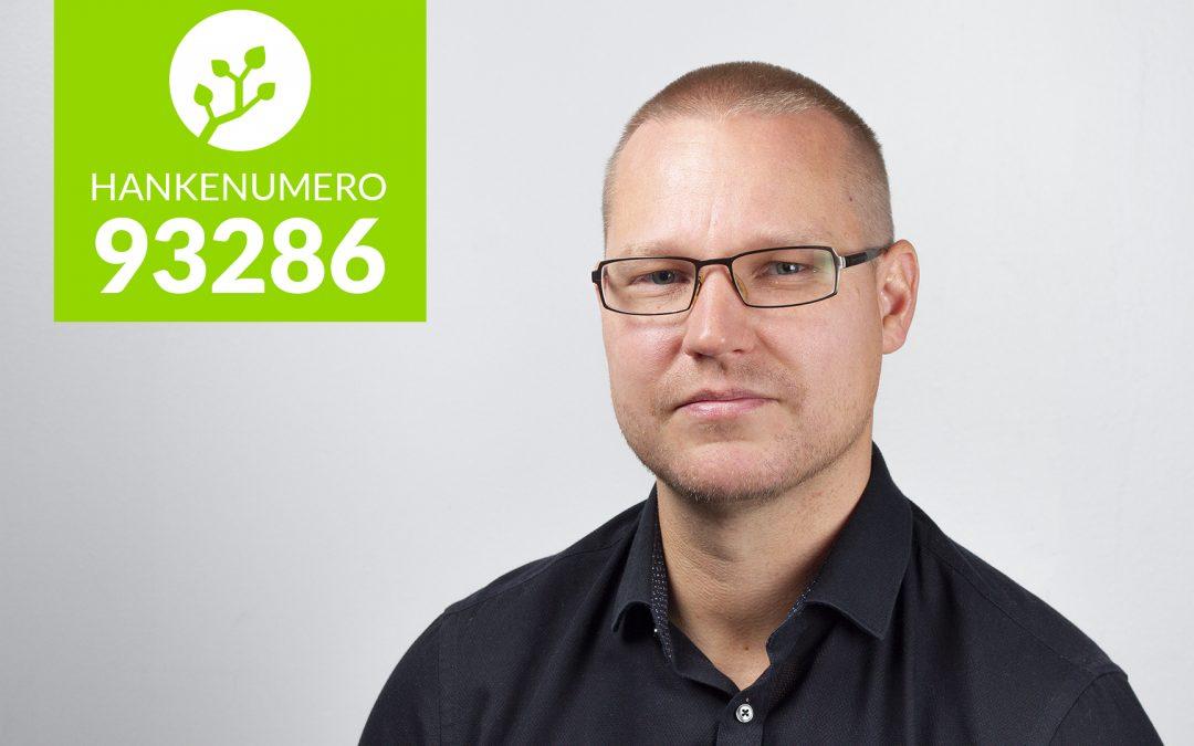 93286 – Marko auttaa yrityksiä kasvuun ja kehittämiseen liittyvissä asioissa