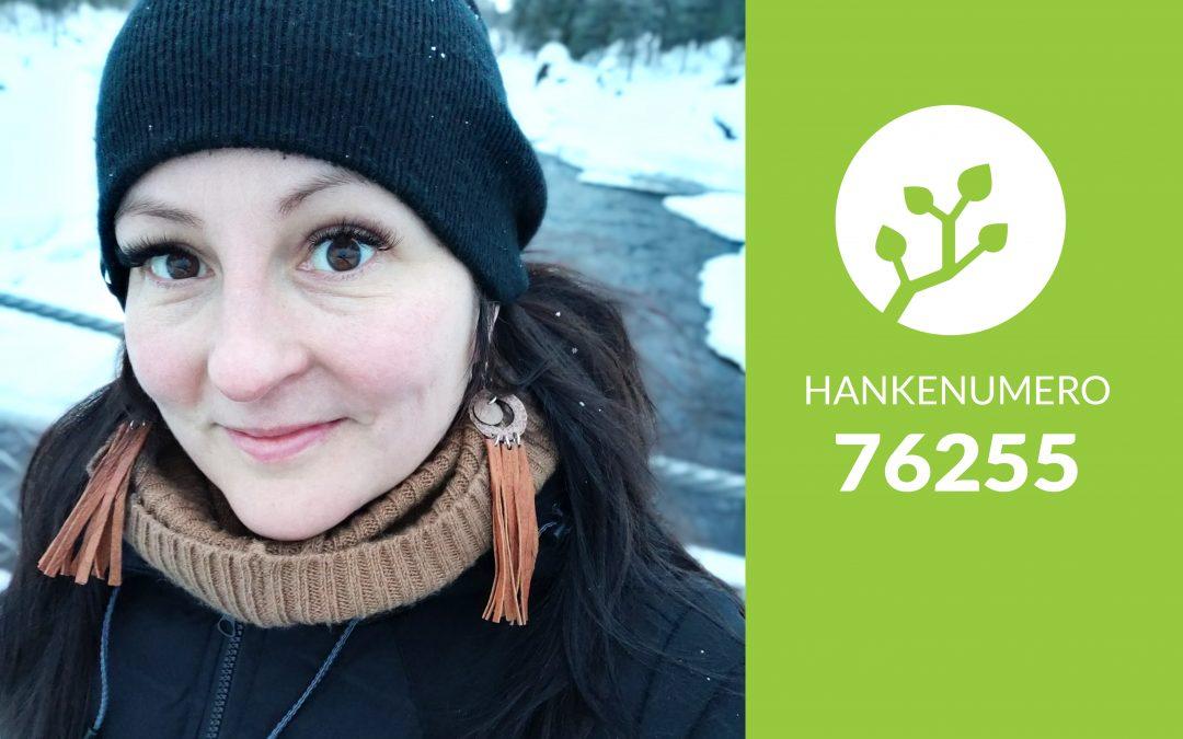 76255 – Anne innostaa maaseudun yrittäjiä