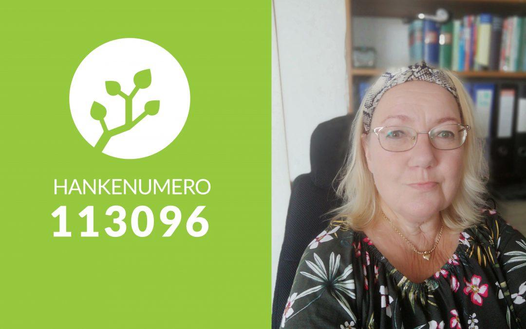 Tarja Kinnunen, hankenumero, kuva.