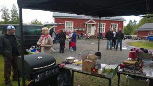 Erilaisia tapahtumia Kaakamossa riittää. Kuva: Juha Nikupeteri.