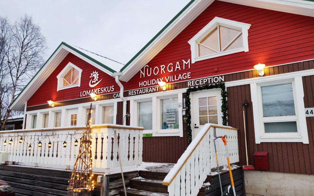 Kodinomaista majoitusta Suomen pohjoisimmassa