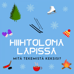 Hiihtoloma Lapissa -kampanja on aloitettu