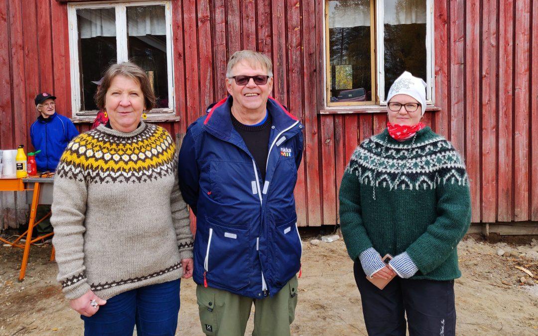 Vanhasta maamiesseuran talosta kohti uutta eloa – Kemihaaran uusi kyläseura kunnostaa kylätaloa